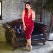 Grisel for Rebdolls Plus Size Holiday Collection 2017
