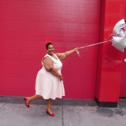My curves my journey - blogger Nadia of Full Style Inc