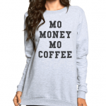 Mo Coffee Sweatshirt