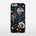 Astrology Coffee Phone Case