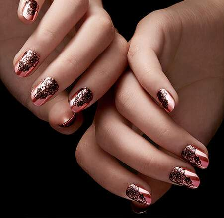 Christian Siriano is taking on nail design with imPRESS!