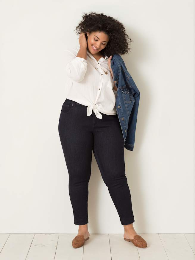New denim collection- Universal Thread Collection available in plus sizes at Target
