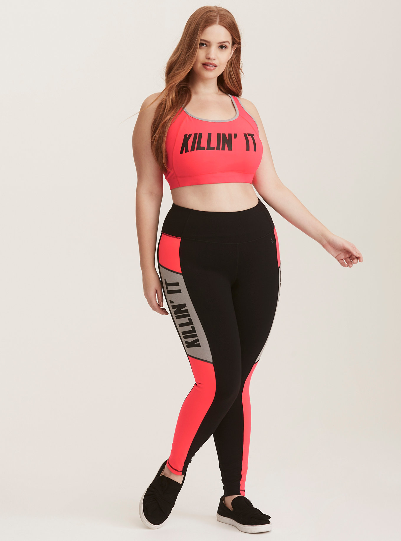 be40837278030 Function & Style: Plus Size Activewear to Jumpstart Your Fitness Goals