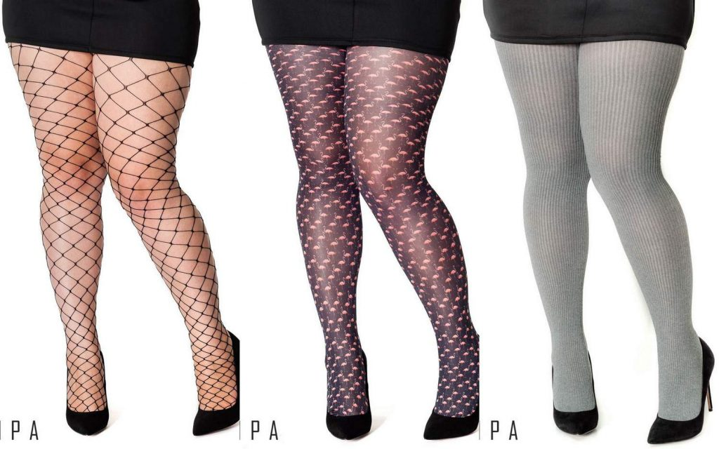 Pipa Plus Size Tights