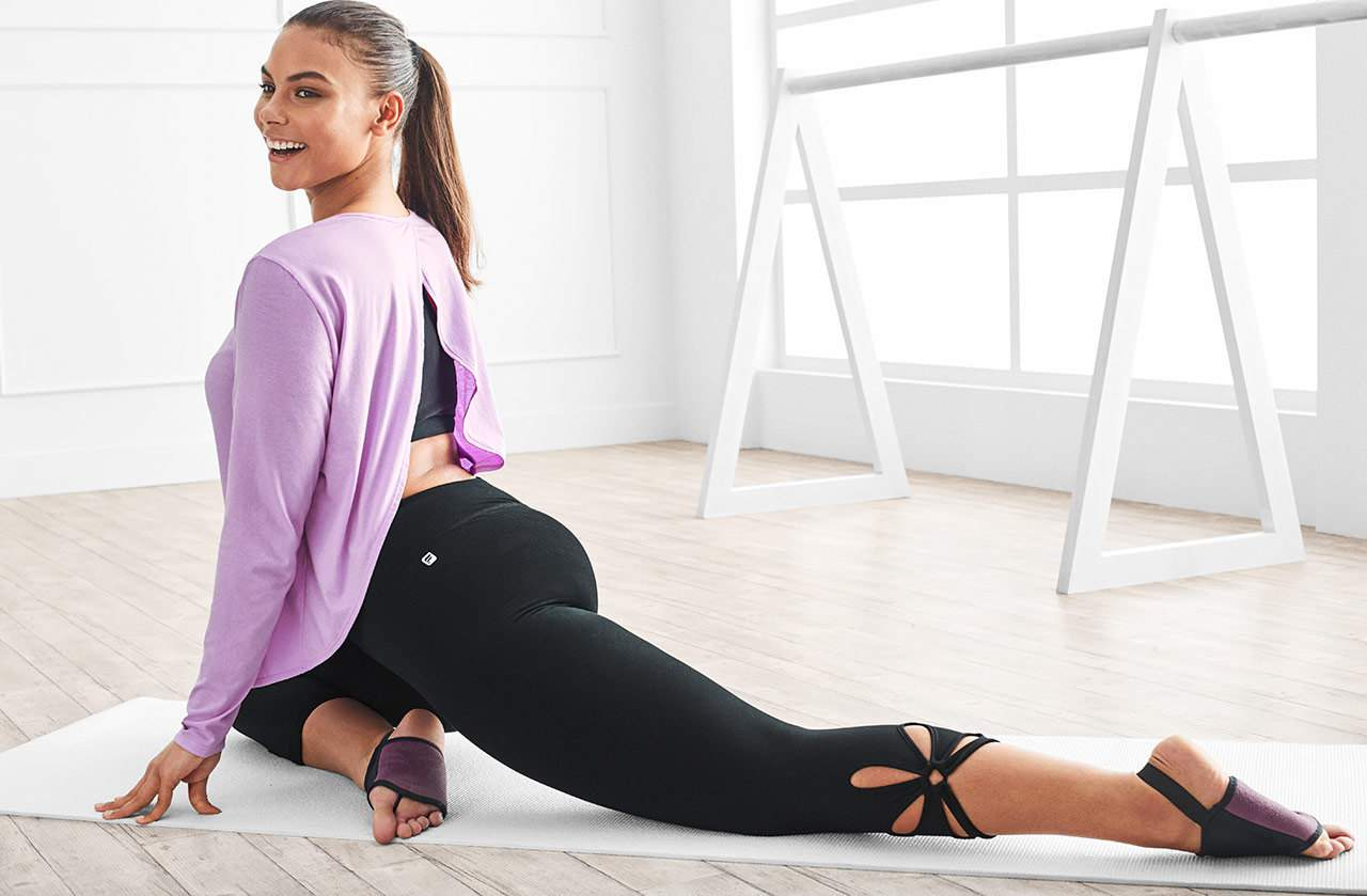 Fabletics Plus size Activewear