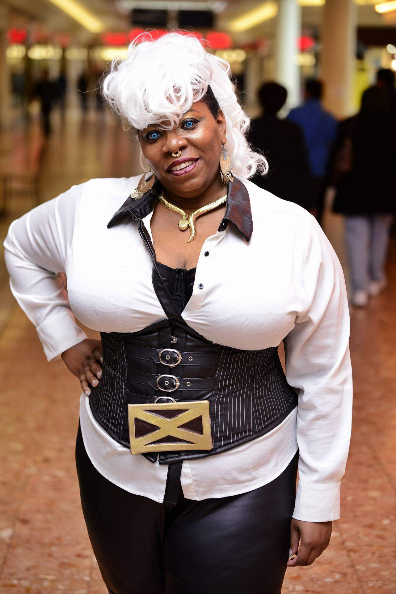 My Curves, My Journey: TaLynn on Living, Learning, and Loving Me Through Cosplay-Mohawk Storm