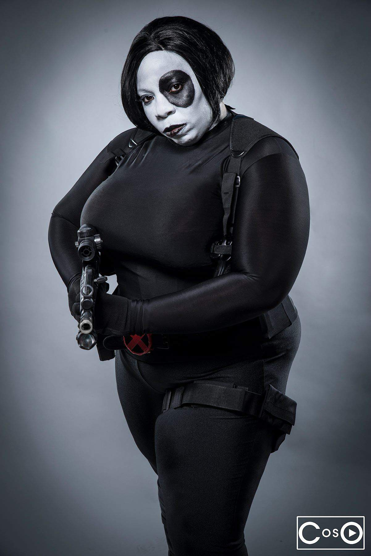 My Curves, My Journey: TaLynn on Living, Learning, and Loving Me Through Cosplay-Domino