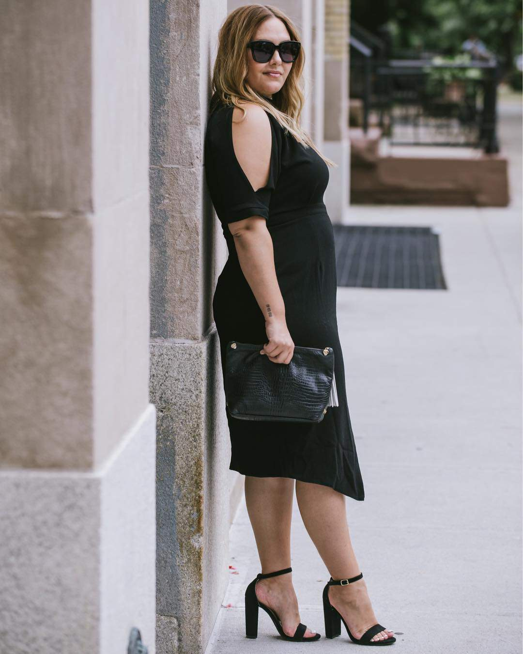 Plus Blogger Spotlight Rebecca of Mommy In Heels 3