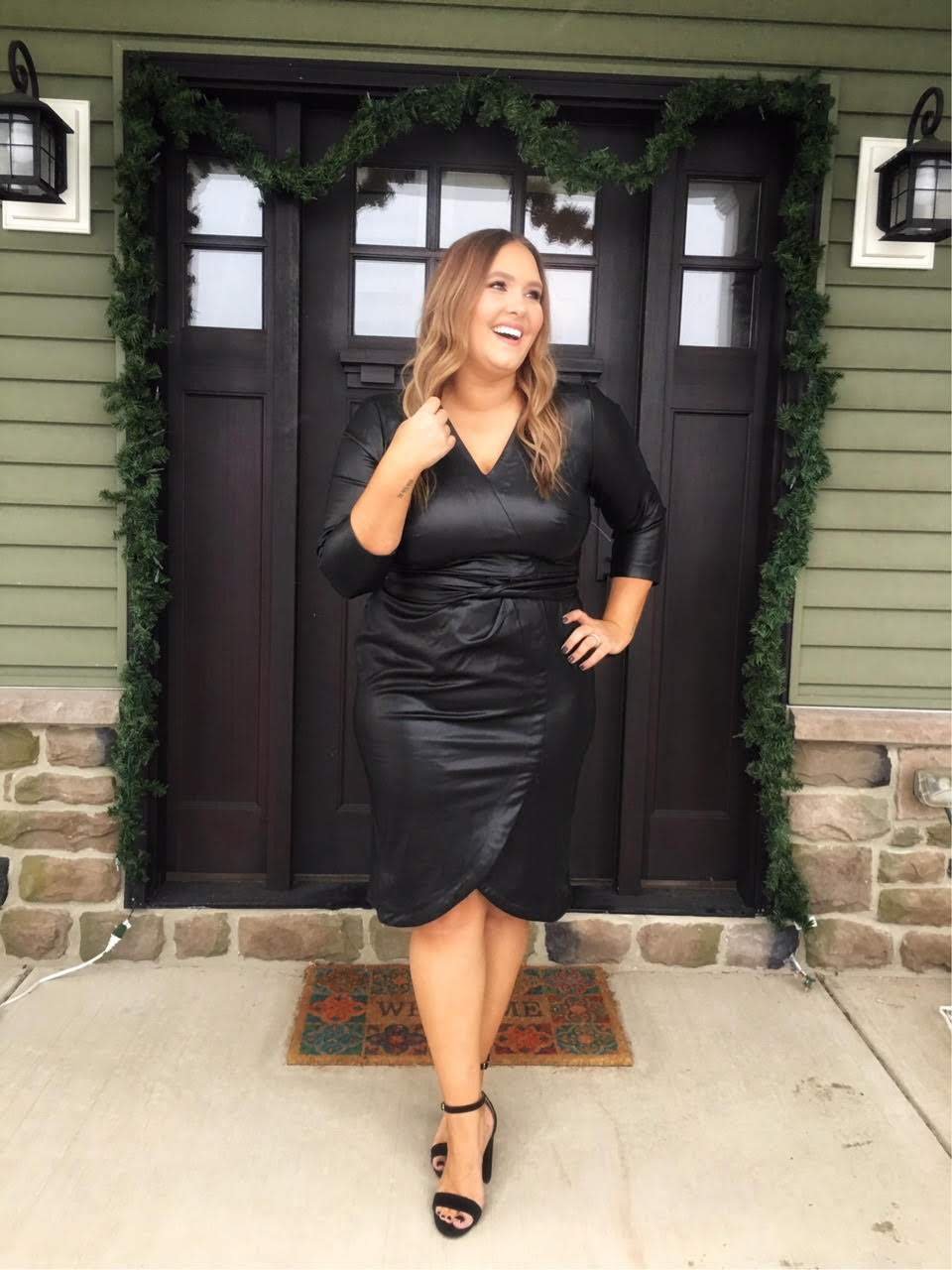 Plus Blogger Spotlight: Rebecca of Mommy In Heels
