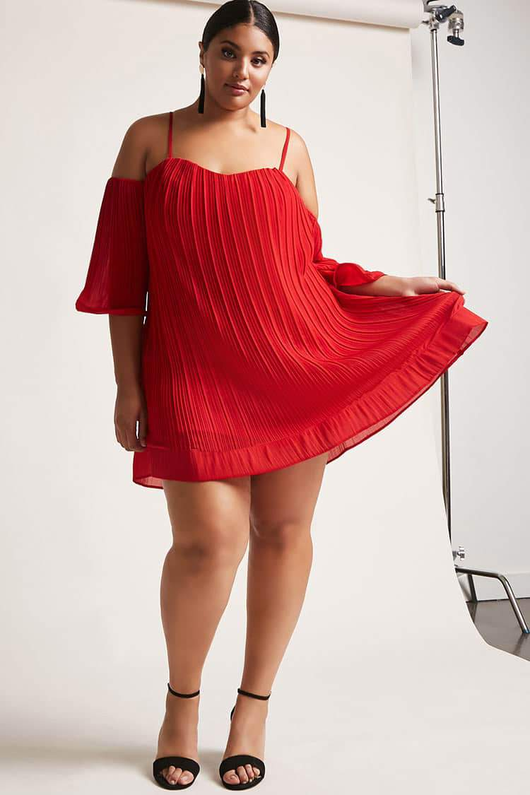 We Ve Got 20 Smoking Hot Plus Size Red Dresses For
