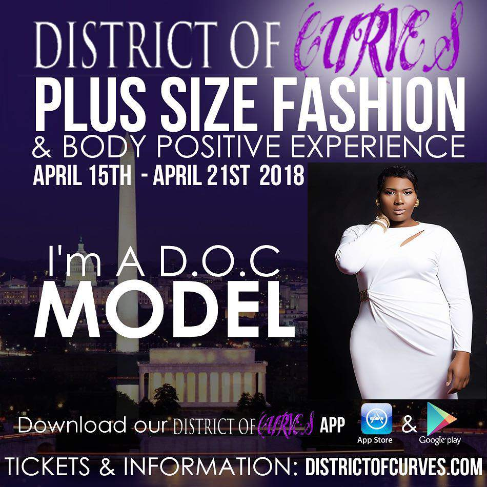 District of Curves: DC Full Figured Fashion Network