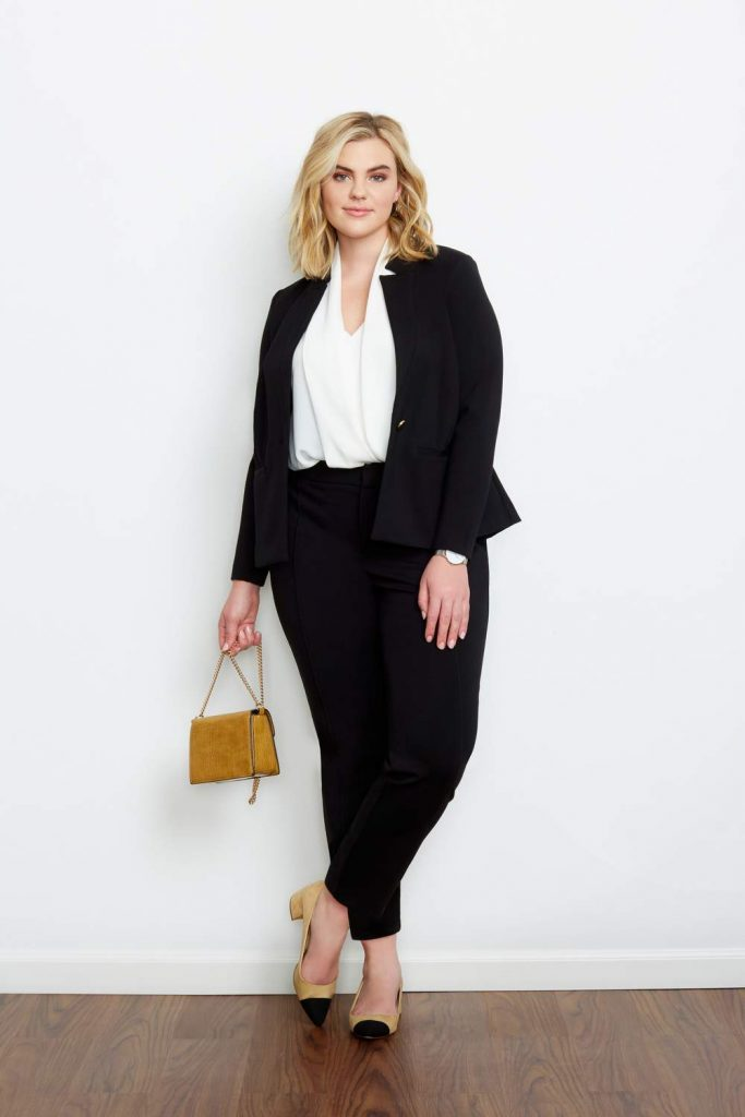 Eloquii Plus Size 9-5 Work Wear Kit