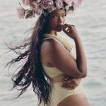 Plus Size Luxury Swimwear- Alpine Butterfly Campaign