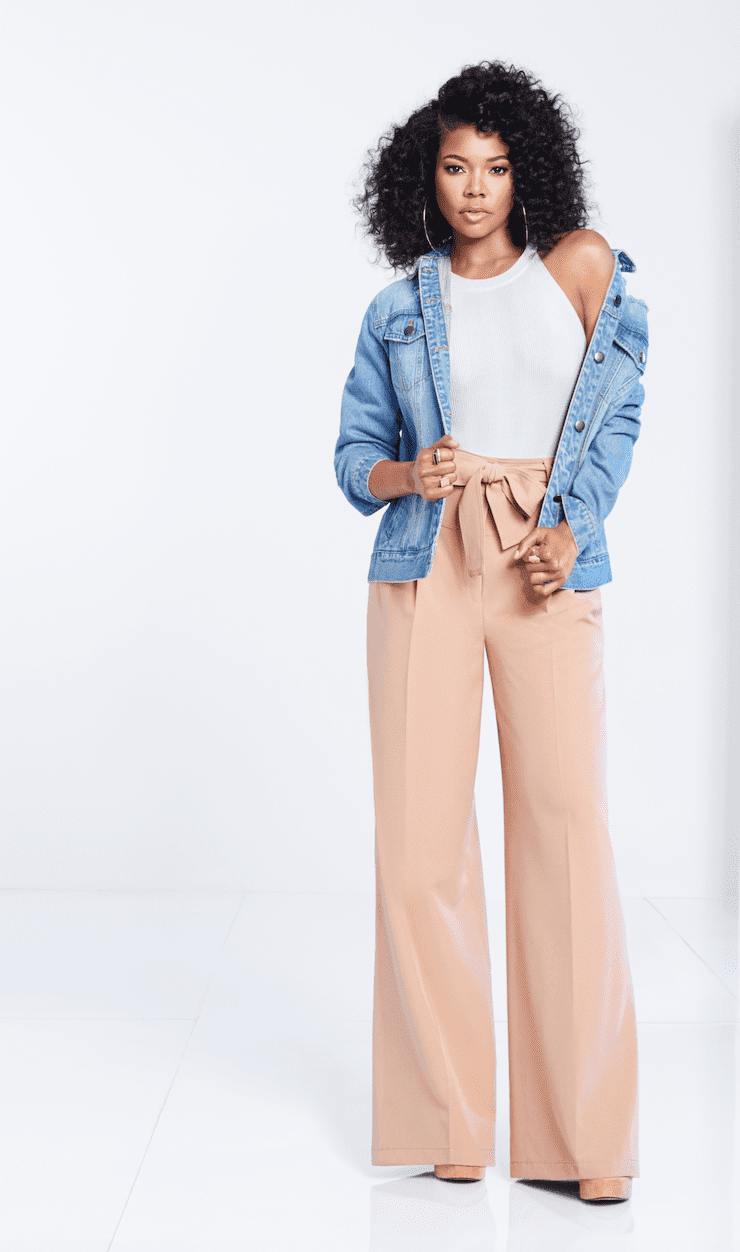 Gabrielle Union's All Together Now Collection at New York & Company