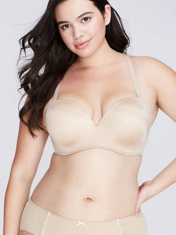 The 5 Styles of Bras You Need & Where to Get Them- Lane Bryant-Multiways