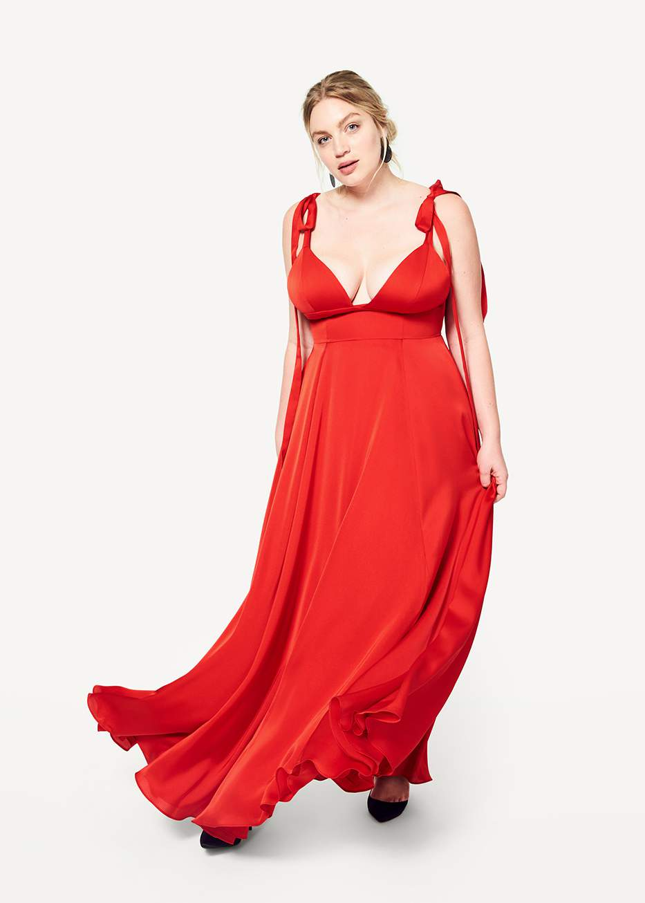 Weve Got 20 Smoking Hot Plus Size Red Dresses For