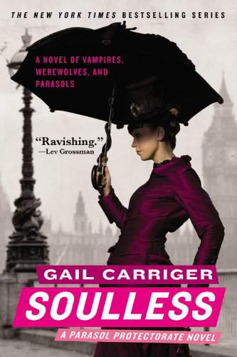 The Parasal Prectorate Series by Gail Carriger