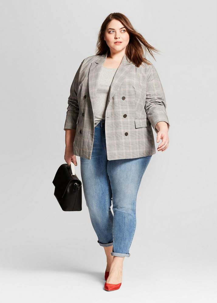 Here Are 24 Must Have Plus Size Blazer Options For Spring