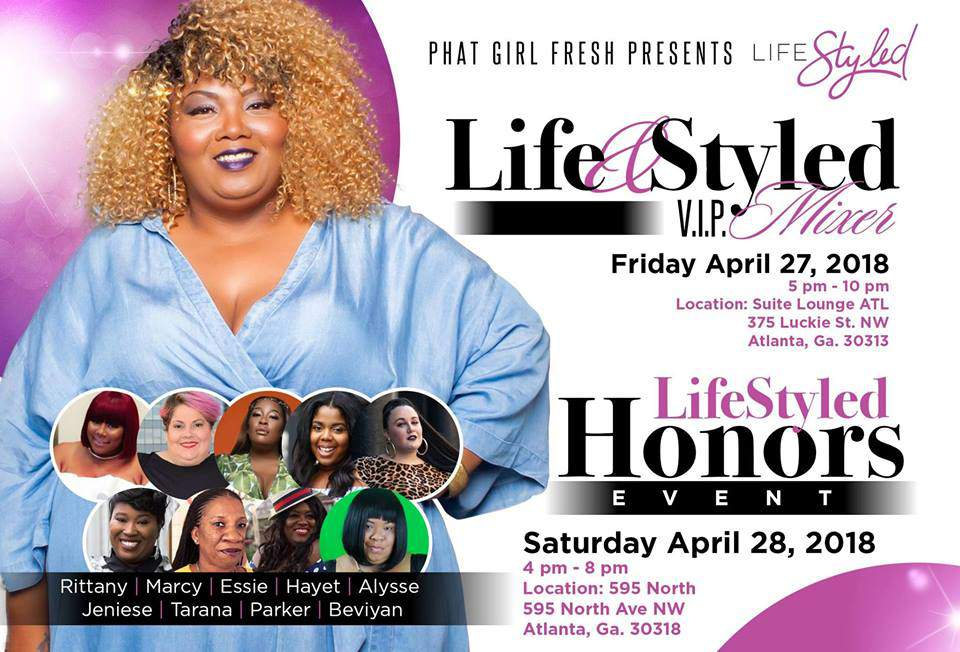 lifestyled honors 2018