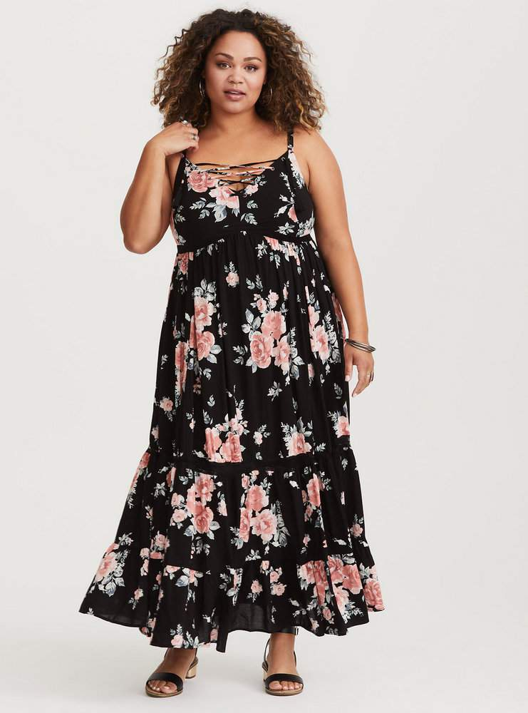 Did You See? Torrid Has Lots of New Short Inseam Maxi Dress Options ...