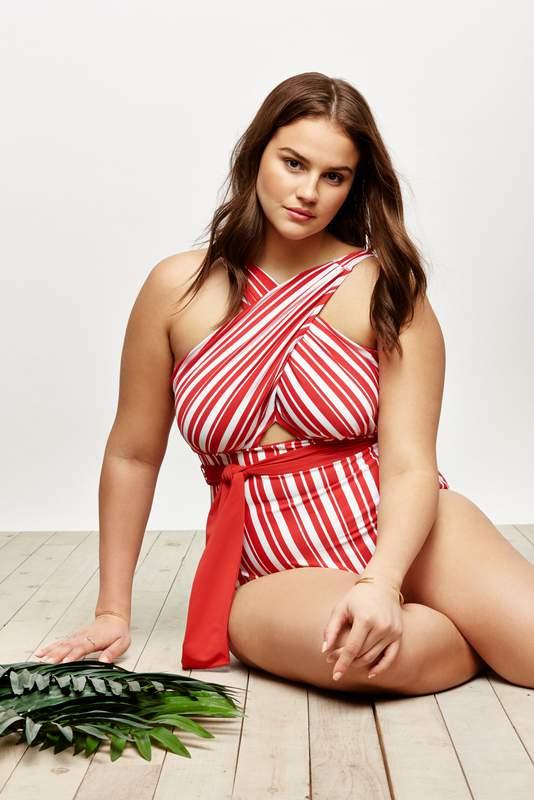 Eloquii Plus Size Swimwear Spring 2018 (9)