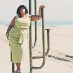 """""""California Dreaming"""" by Plus Size Designer, Zelie for She"""