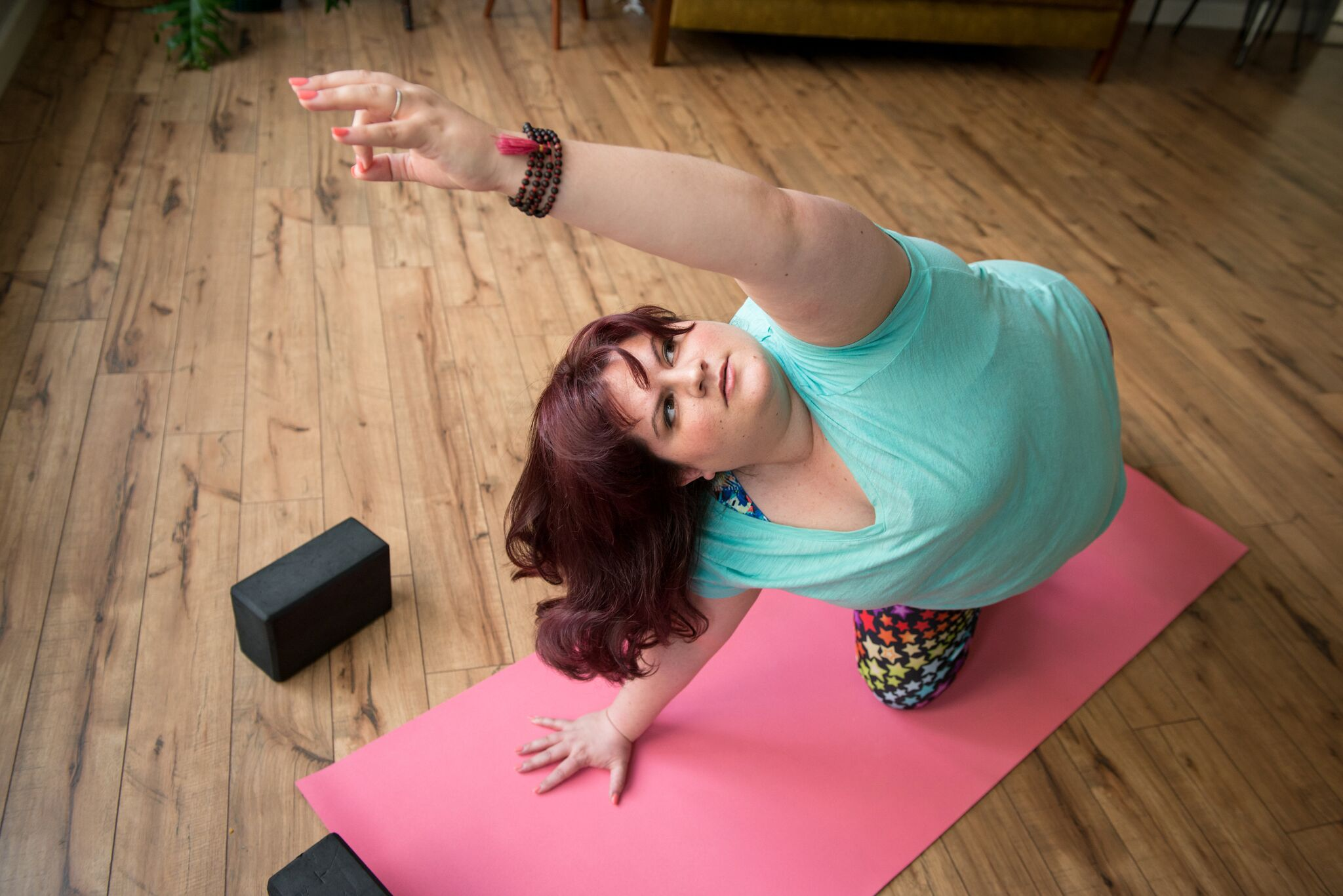 Rachel Estapa - More to Love Yoga