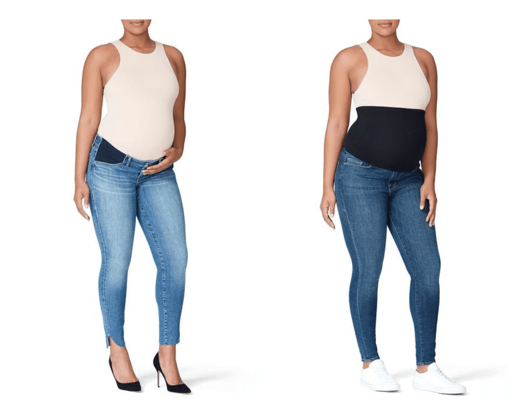 Good american Launches maternity jeans, Good Mama to include plus sizes