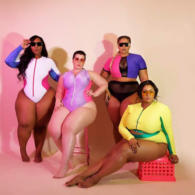 Swim Thick by The Diva Kurves Collection