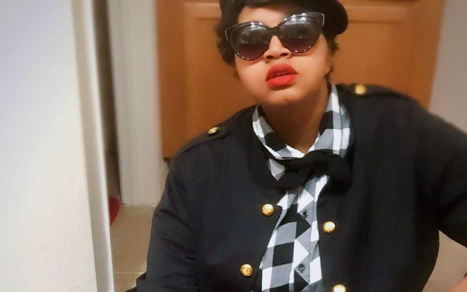 plus size blogger- Jasmine of CookieLuv