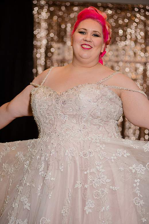 Plus Size Bridal Boutique- Bombshell Bridal