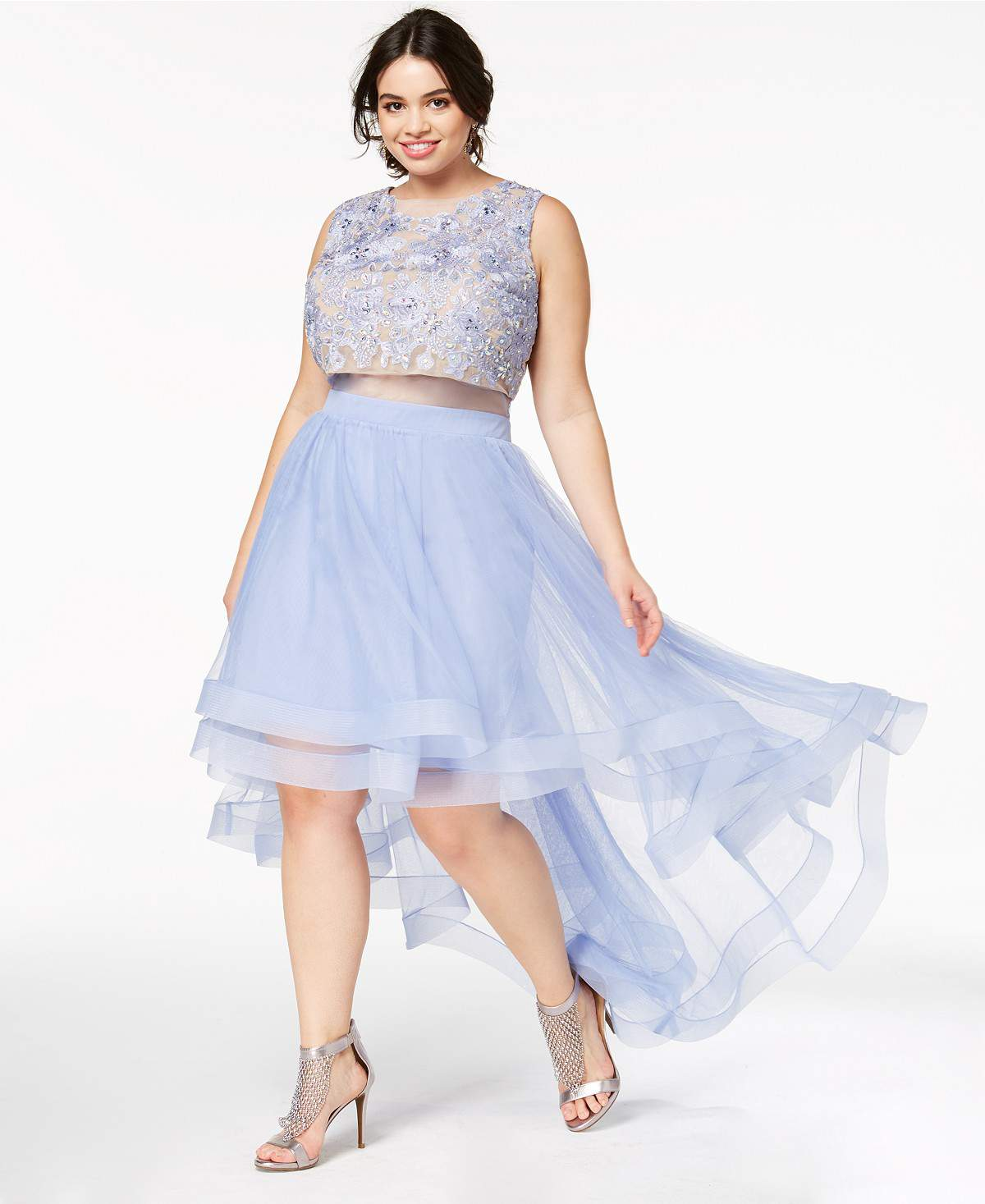 7f8c4f37554 25 Places to Score Plus Size Prom Dresses & Evening Wear