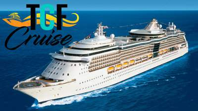 Join us on a plus size cruise, the TCFCruise!