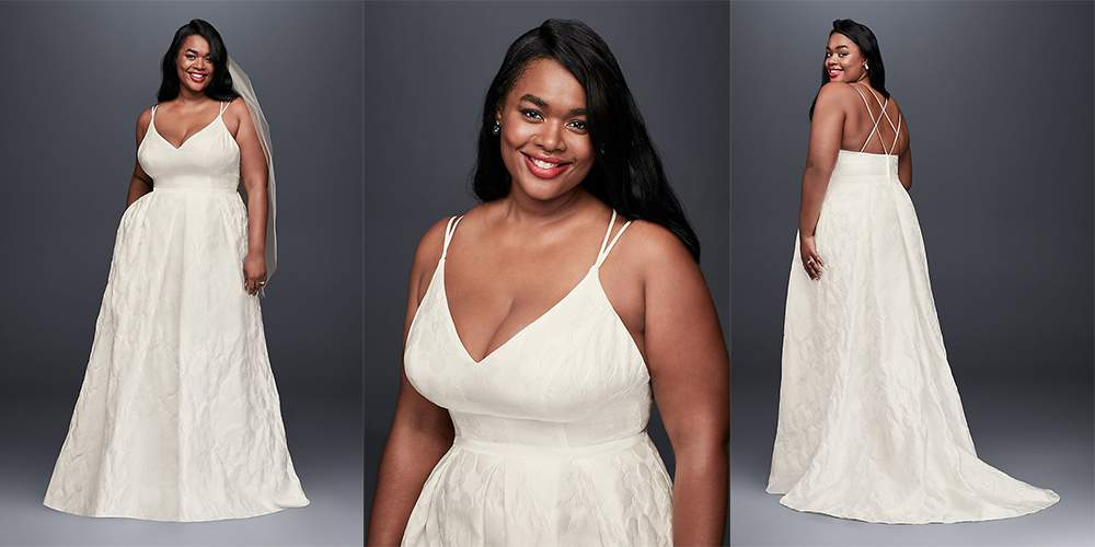 Buy the Plus Size Bridal Gown of Your Dreams Under $500