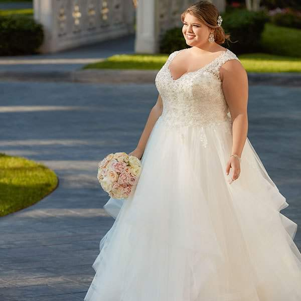 Plus Size Bridal Boutique- Ella Park Bridal