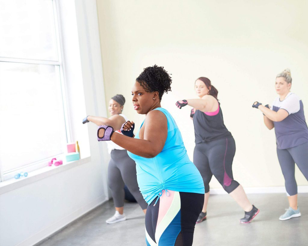 Plus Size Activewear Fit to Thrive at Dia & Co