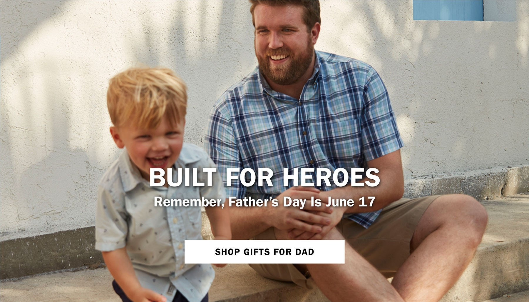 Father's Day Gift Guide, Big and Tall