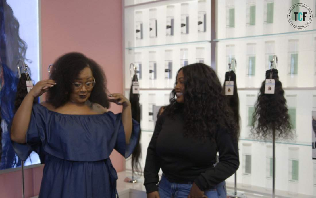 Hair Stories: Finding My Indique ID Powered by Myavana!