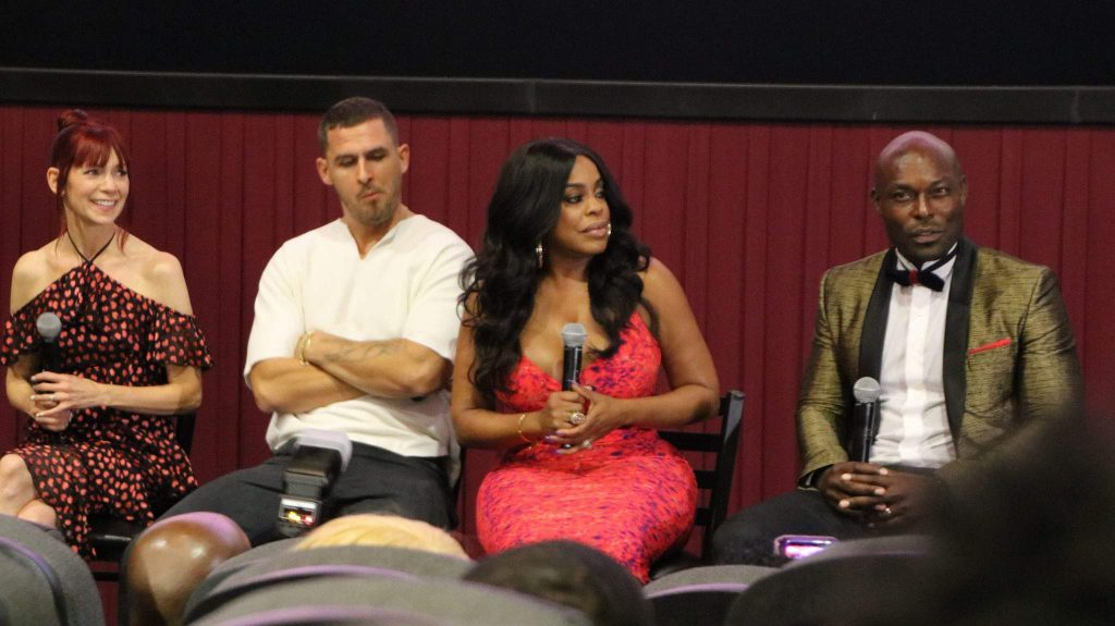Season 2 of CLAWS premieres Sunday, June 10 at 9/8c on TNT. Niecy Nash and the cast gave a sneak peek of the show in Atlanta, GA.
