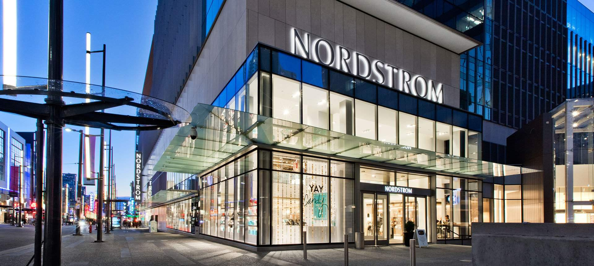Nordstrom Is Extending Their Size Offerings In Store