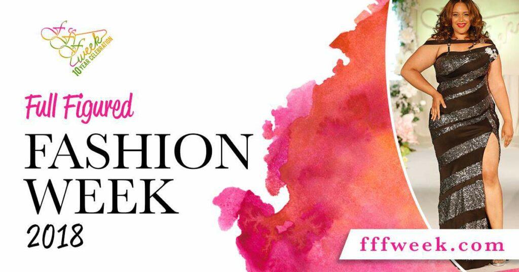 Full Figured Fashion Week, Plus Size Events