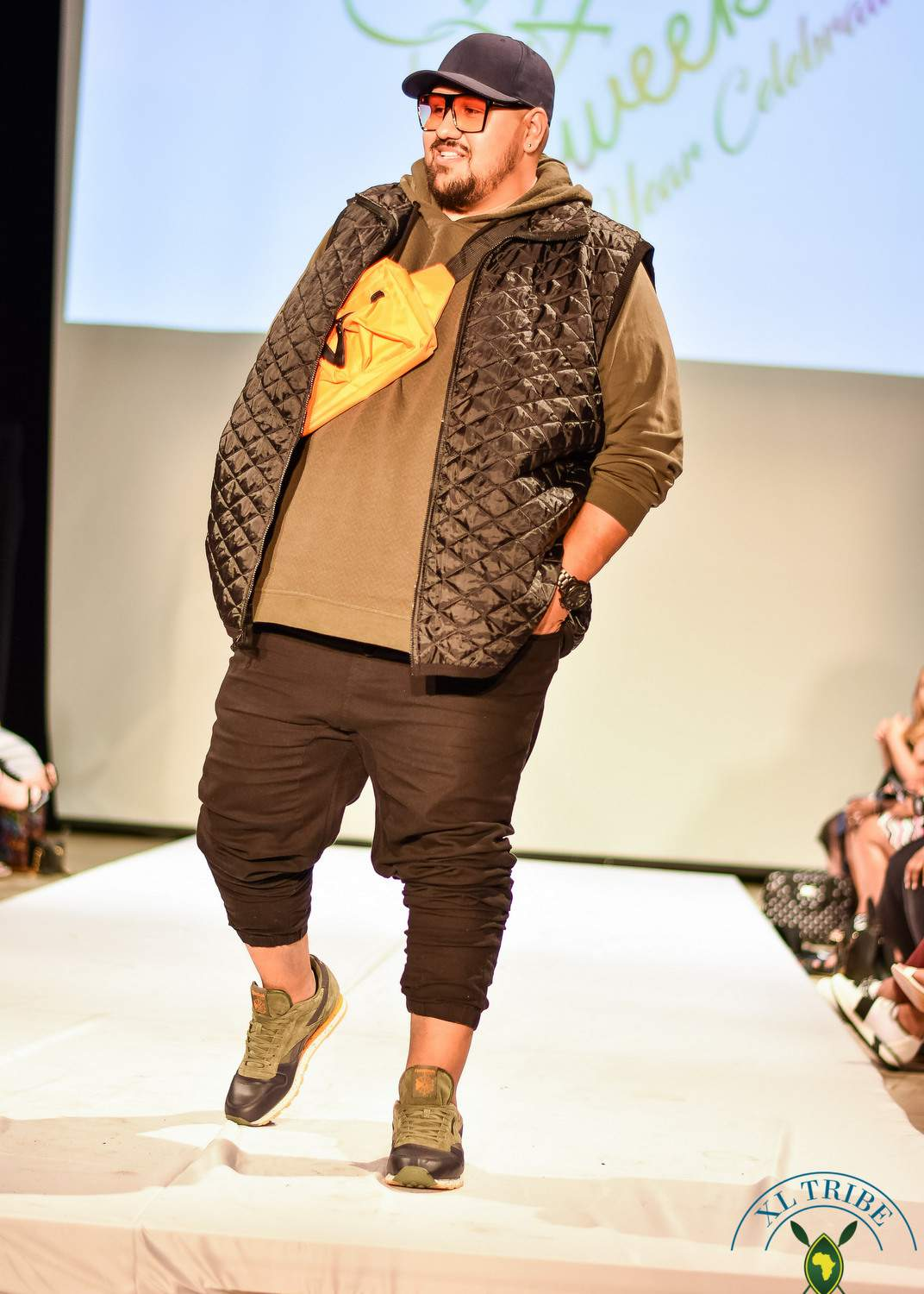 Full Figured Fashion Week 2018- Bae Walks Big and Tall Event