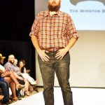 FFFWeek Bae Walks Big & Tall Fashion Show