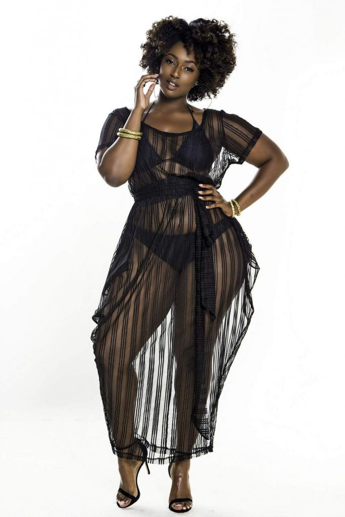 Need a Summer Plus Size Cover Up or Poolside Look? Jibri Has You Covered!