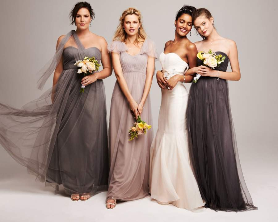 Plus Size Bridesmaid Dresses