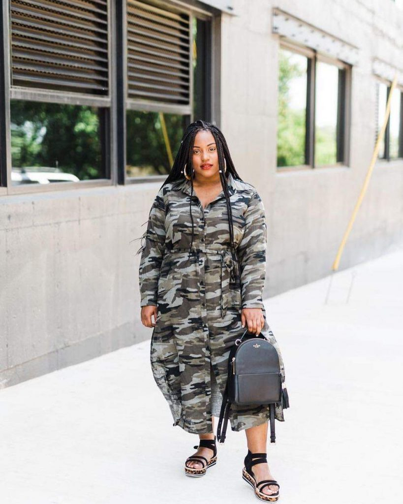 Plus size blogger- GessFlyy