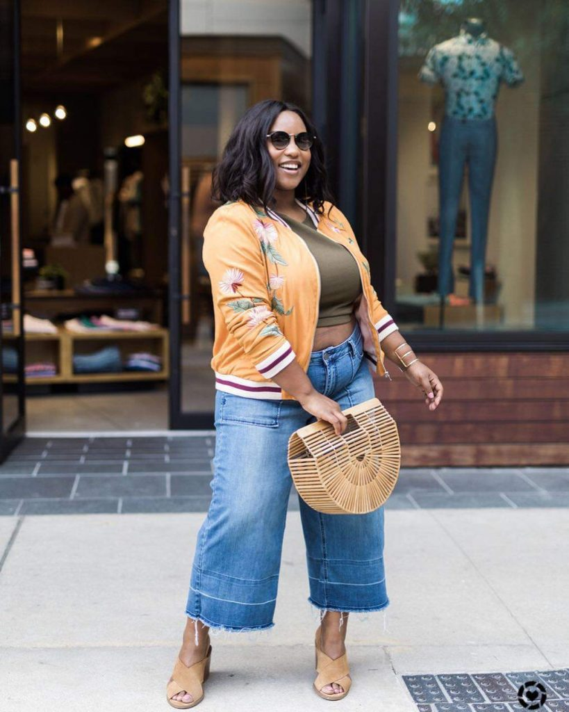 Plus size blogger- Gess Fly