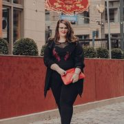 Plus size blogger spotlight- Anna of St Louis Modern Mrs