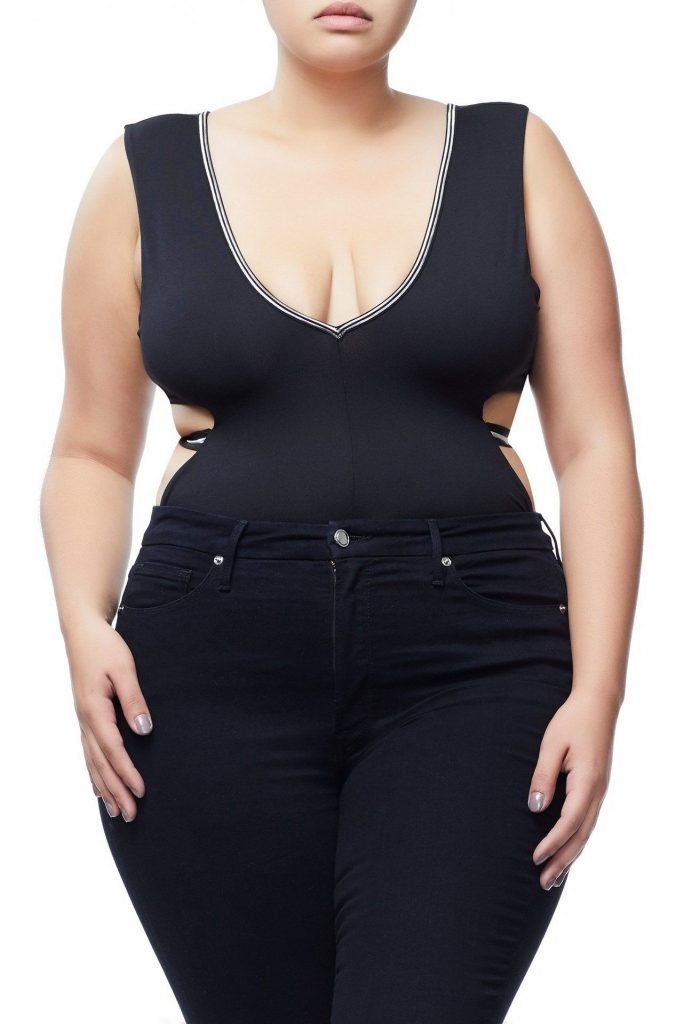 The Silver Lining Plus Size Bodysuit