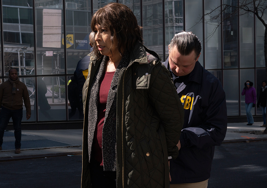 Dietland Julia is arrested
